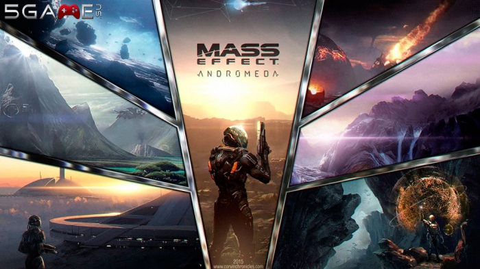 � Mass Effect Andromeda �������� ����� ������������