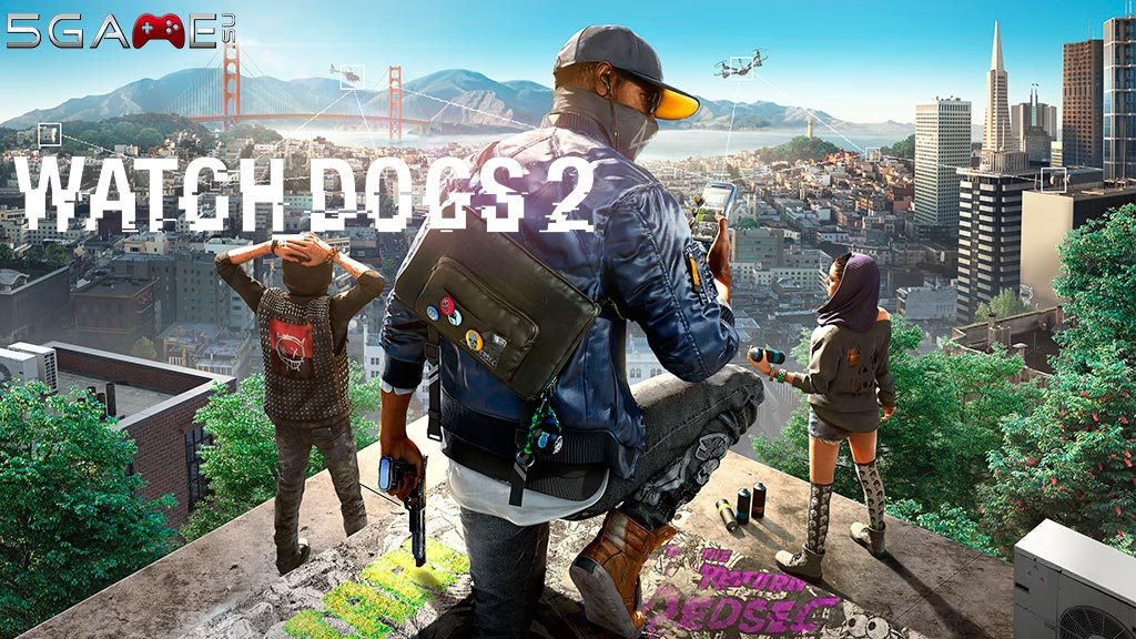 ����� ������� Watch Dogs 2 �� ������� �����