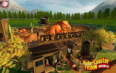 Для игры RollerCoaster Tycoon World  дата выхода определена