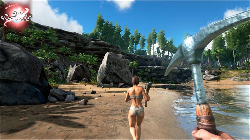 Уже можно скачать игру ARK Survival Evolved для тестирования