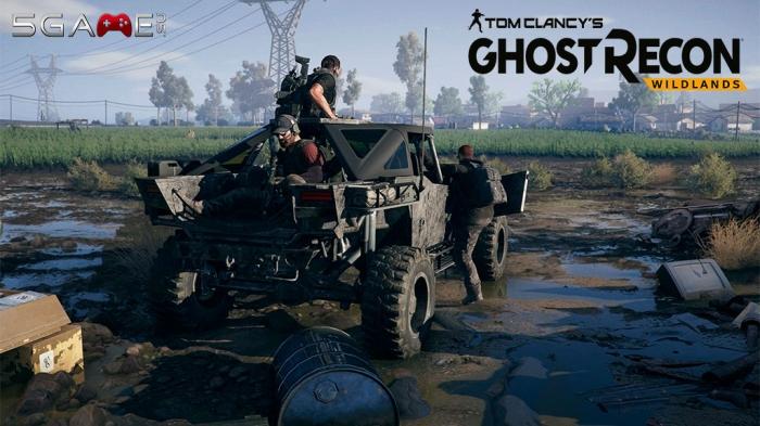 Игра Ghost Recon Wildlands и комментарии разработчиков