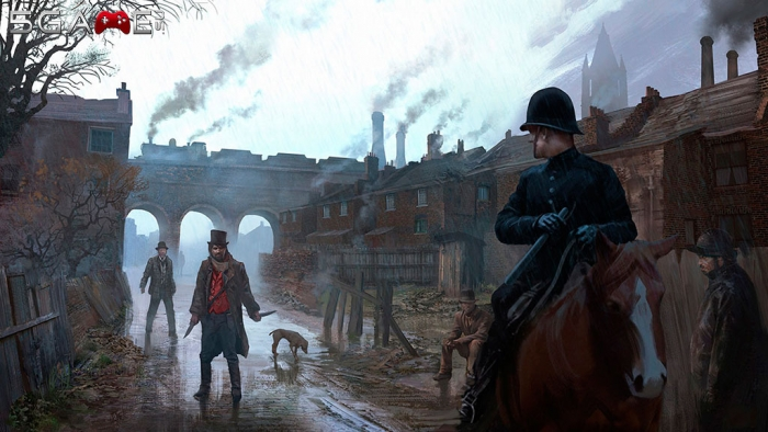 В Assassins Creed Синдикат Джек Потрошитель главный герой первого DLC