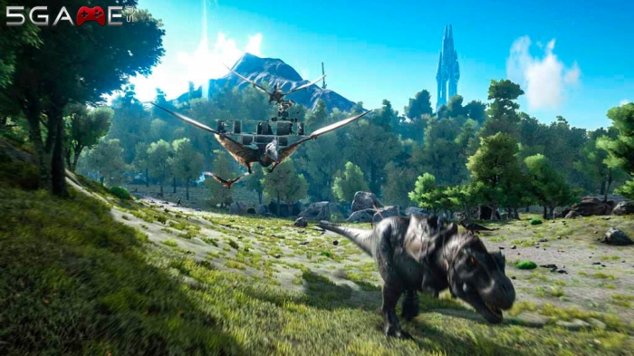 Видео игры ARK Survival Evolved с Xbox ONE