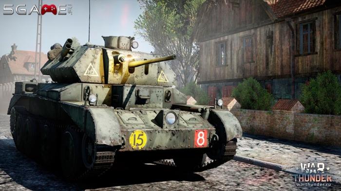 Обновление War Thunder 1.55 - Королевская Броня