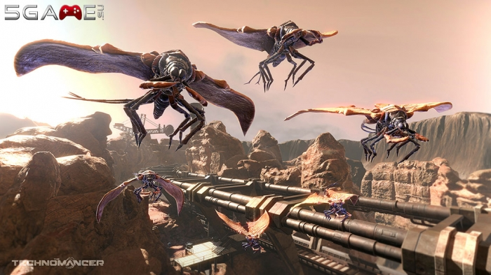 Игра The Technomancer 2016 года забросит на Марс после апокалипсиса