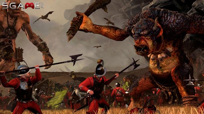 В Total War Warhammer фракция орков одна из сильнейших