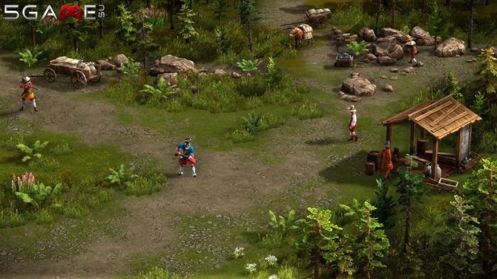 Дата выхода Казаки 3 на PC была перенесена