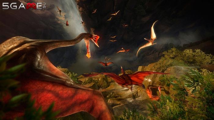 Игры с полным погружением в виртуальную реальность пополнит Robinson the Journey