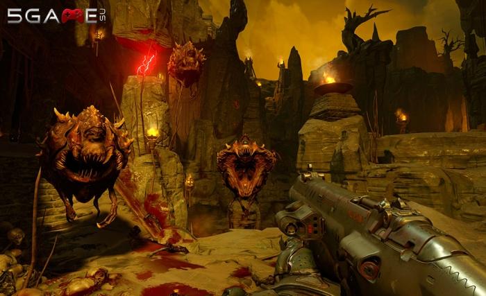 Стало известно, когда выйдет Doom игра 2016 -го года