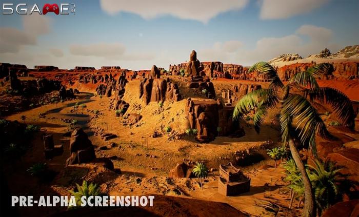 Игра Conan Exiles - новый проект в фэнтезийной Хайбории