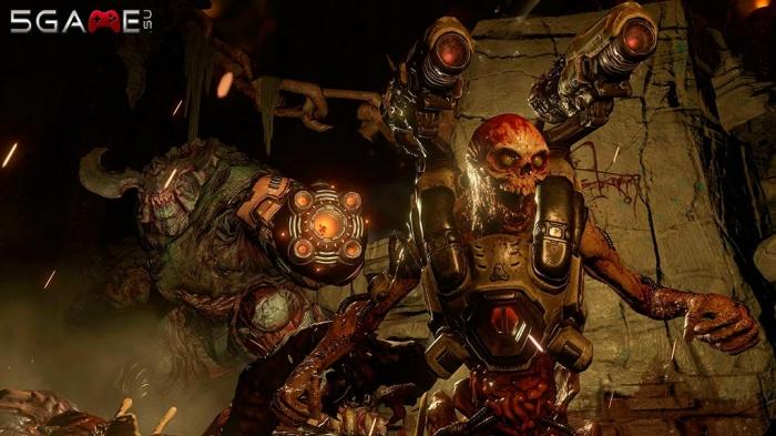 В игре Doom 4 бета тест продлится до 3 апреля
