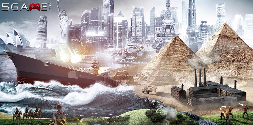 Новый геймплей Civilization 6