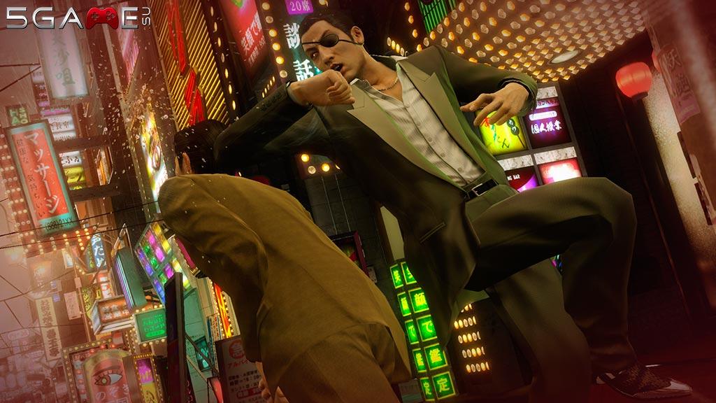 Игра Yakuza 0 обзавелась новым европейским трейлером