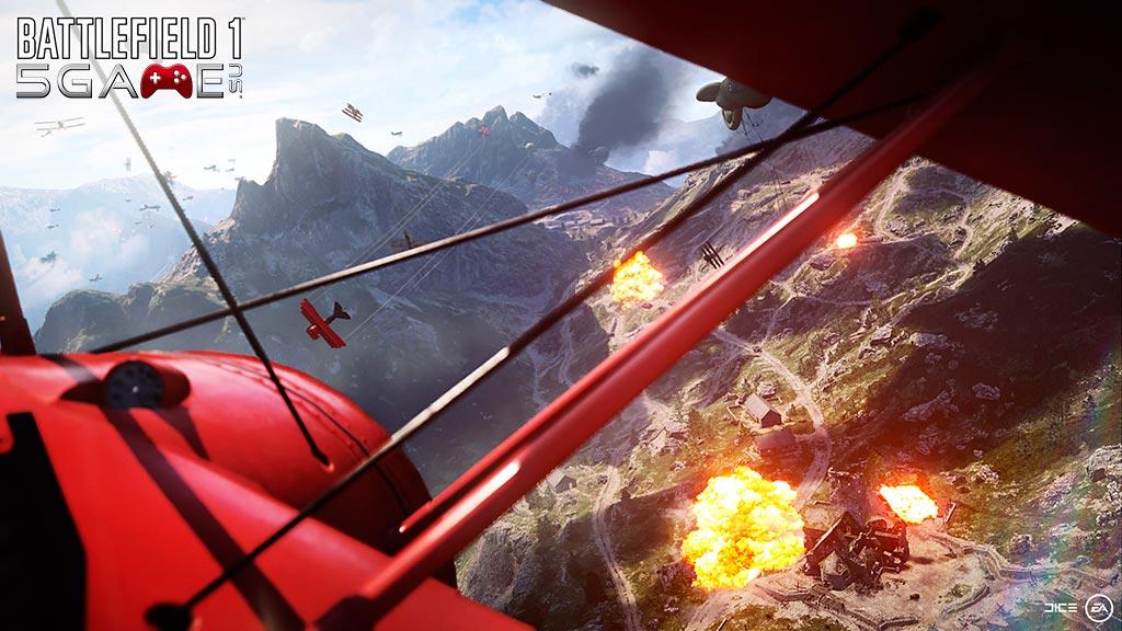 Выяснилось, будет ли в Battlefield 1 Россия