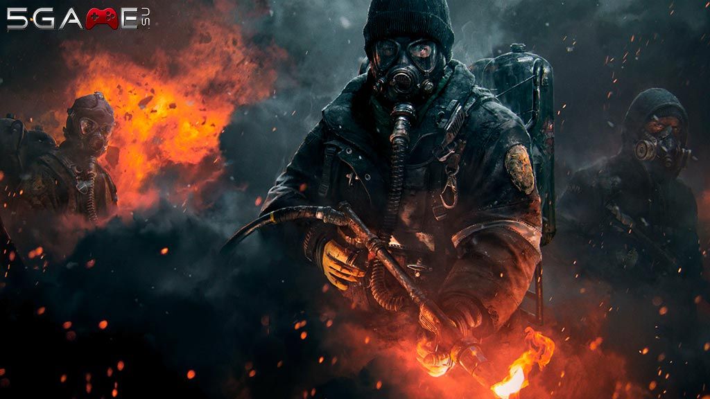 Tom Clancy s the Division дополнение Под Землей уже доступно
