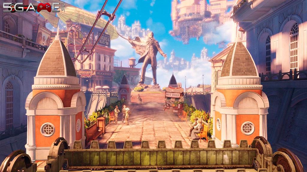 Состоится переиздание BioShock. Дата выхода BioShock The Collection известна
