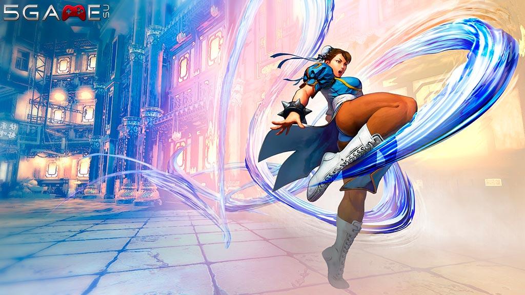 Street Fighter 5 сюжетное обновление уже доступно