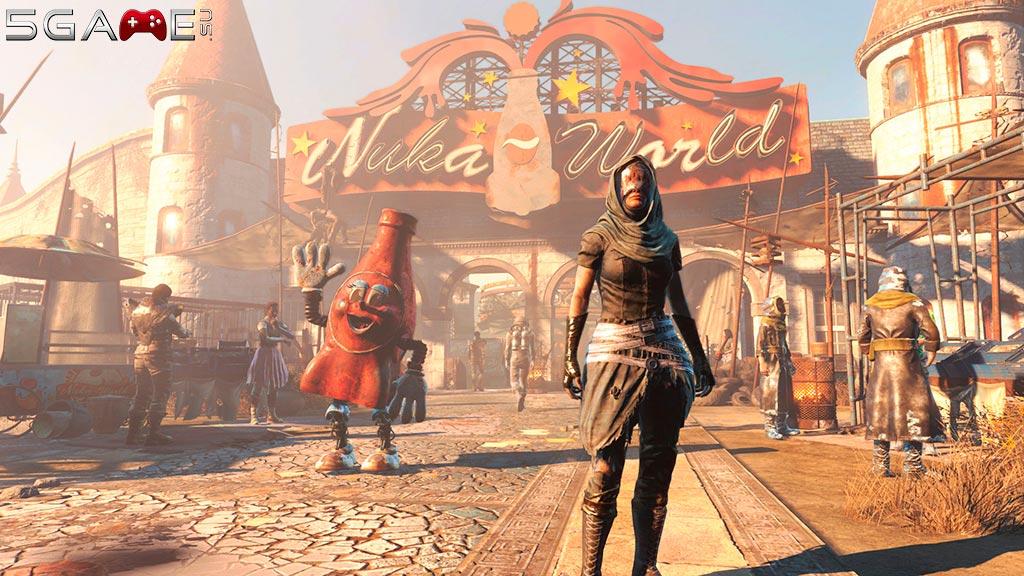 Последнее дополнение Fallout 4 выйдет в августе