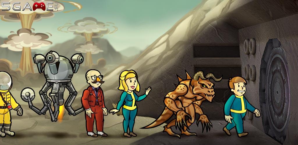 Для Fallout Shelter на ПК дата выхода объявлена