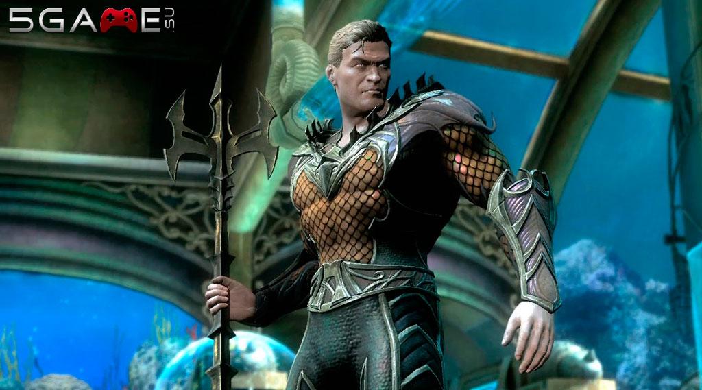 В Injustice 2 список персонажей пополняется бойцами