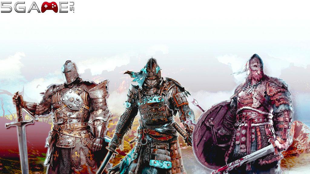 Игра For Honor обзавелась новым трейлером