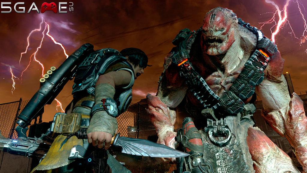 Для Gears of War 4 предзаказ скоро откроют