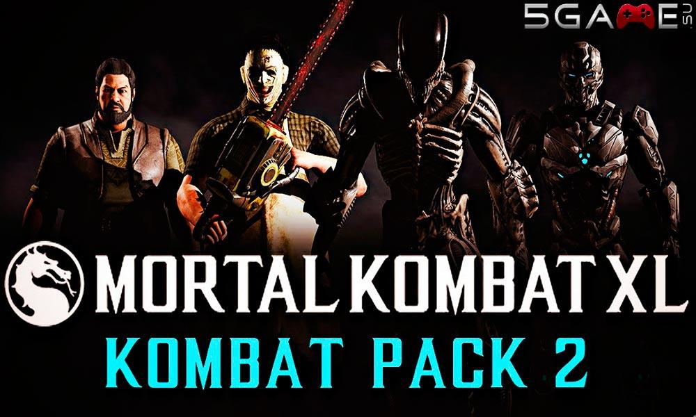 Для Mortal Kombat XL дата выхода на ПК состоится в октябре