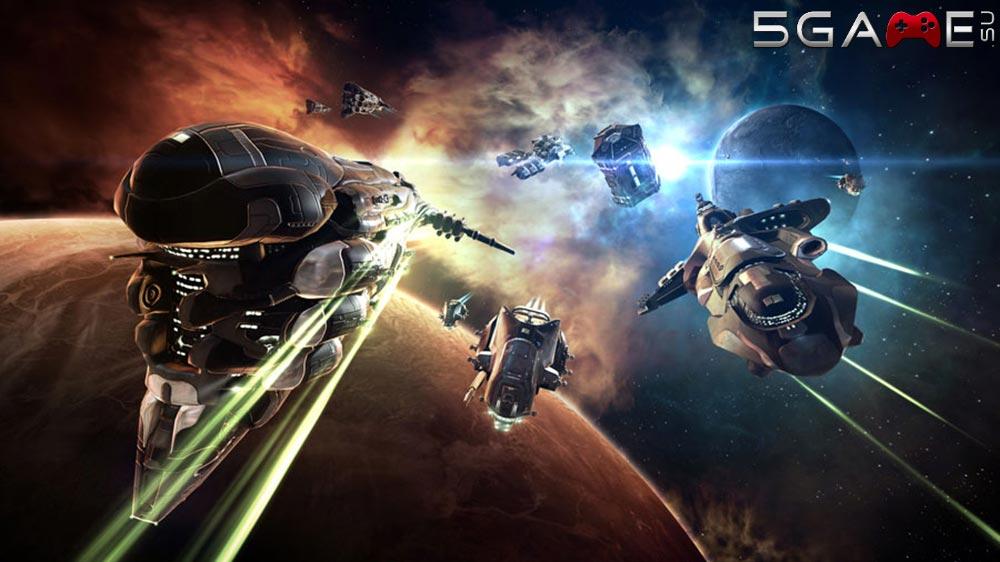 Разработчики рассказали, как играть в EVE online бесплатно