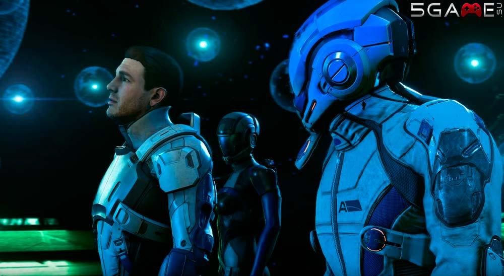 Mass Effect Andromeda последние новости получила с конференции SONY