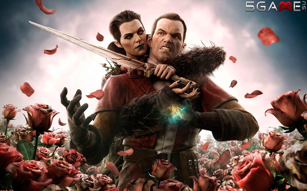 В Dishonored 2 геймплей за Корво Аттано опубликован