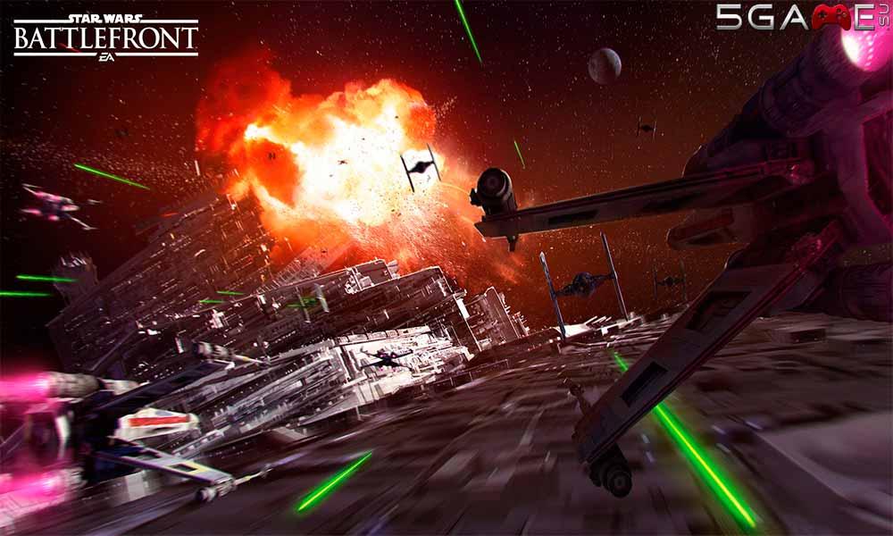 Трейлер DLC Звезда Смерти для Star Wars Battlefront