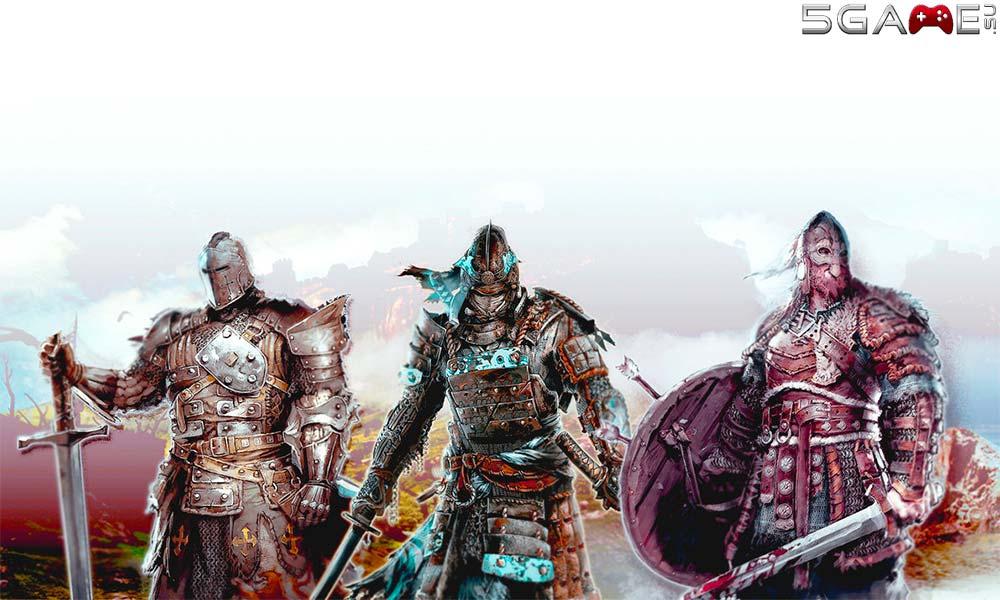 Ubisoft сообщила, когда стартует альфа тест For Honor в России