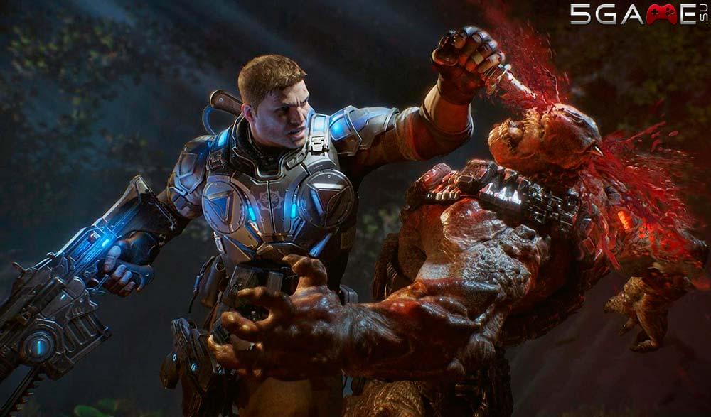 Дата выхода Gears of War 4 окончательно утверждена, новый трейлер