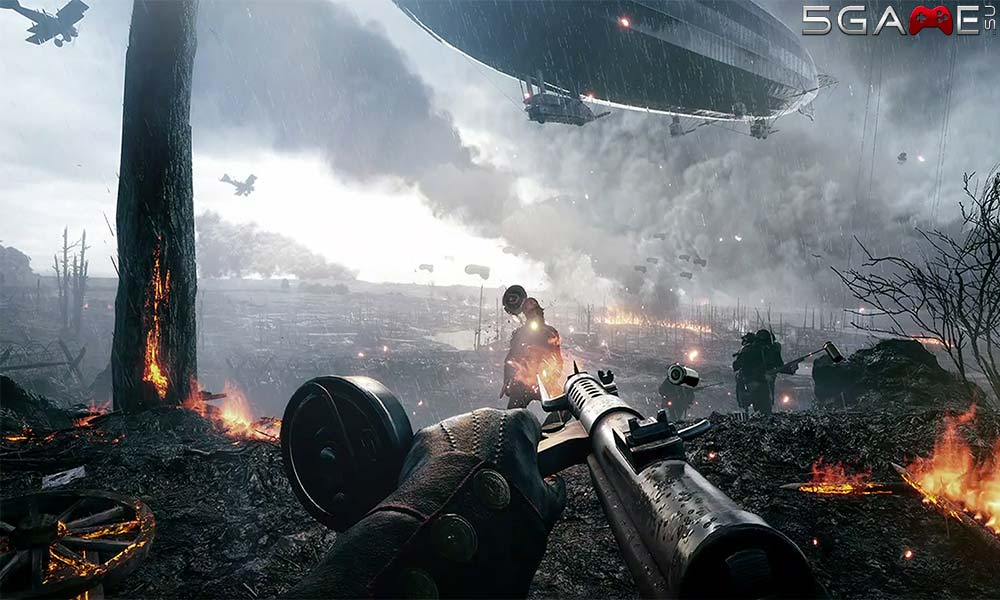 До момента, когда выйдет Battlefield 1, усиленно публикуются трейлеры