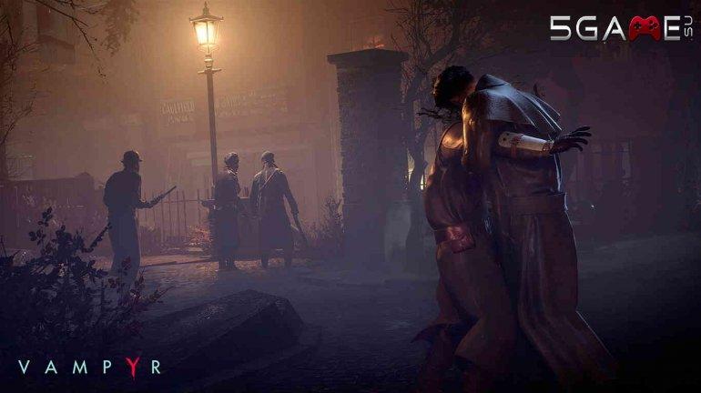 Обзор геймплея игры Vampyr,  дата выхода и системные требования