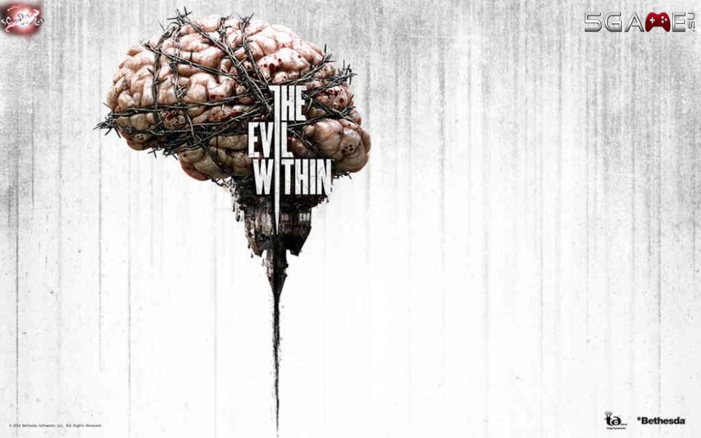 Геймплей The Evil Within (жанр survival horror) с мероприятия Eurogamer Expo